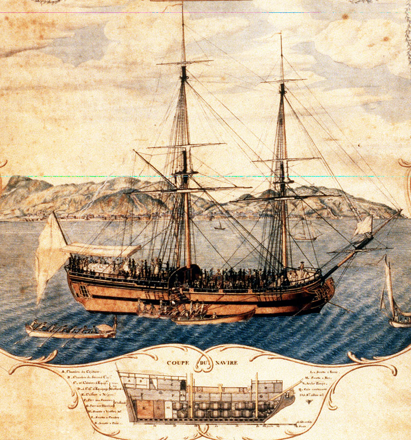 the portrayal of slave trade in the book the slave ship a human history by marcus rediker Beliefs about the slave trade and its indignity toward african  book the slave  ship: a human history  marcus rediker states: the slave  mythical portrayals of.